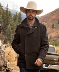 Yellowstone Ryan Peacoat