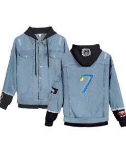 BTS Bangtan Denim Jacket
