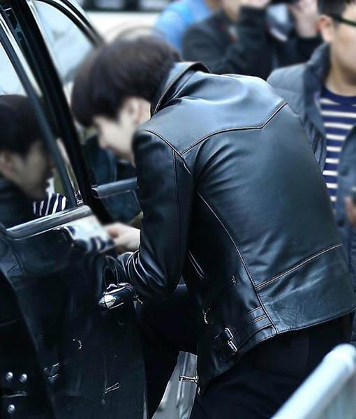 BTS Suga Jacket
