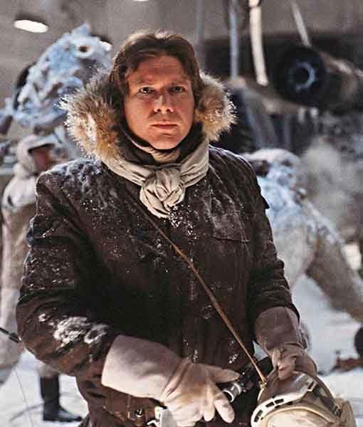 Star Wars Han Solo Parka Jacket