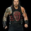 WWE Roman Reigns Red Leather Vest | TLC