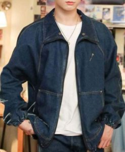 BTS Dynamite Jungkook Denim Jacket