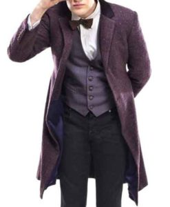 Doctor Who Matt Smith Coat