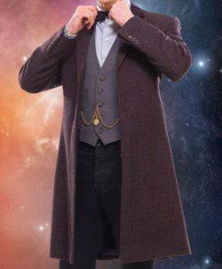Doctor Who Matt Smith Coat