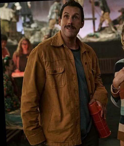 Hubie Halloween Adam Sandler Hubie Dubois Jacket Tlc