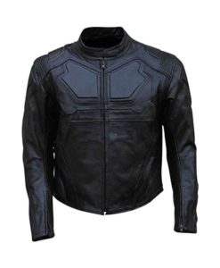 Oblivion Jack Leather Jacket