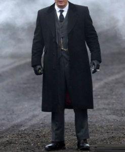 Peaky Blinders Thomas Shelby Trench Coat