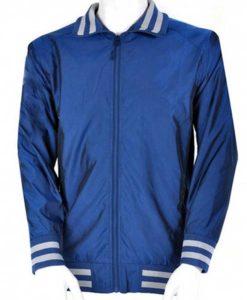 The Watch Evan Varsity Jacket