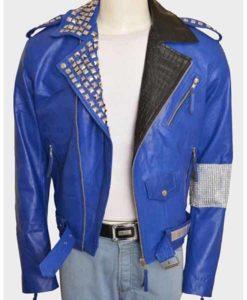 WWE Brian Kendrick Blue Jacket