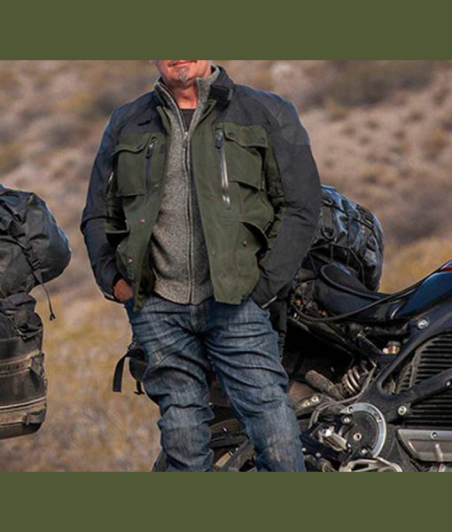 Long Way Up Charley Boorman Jacket