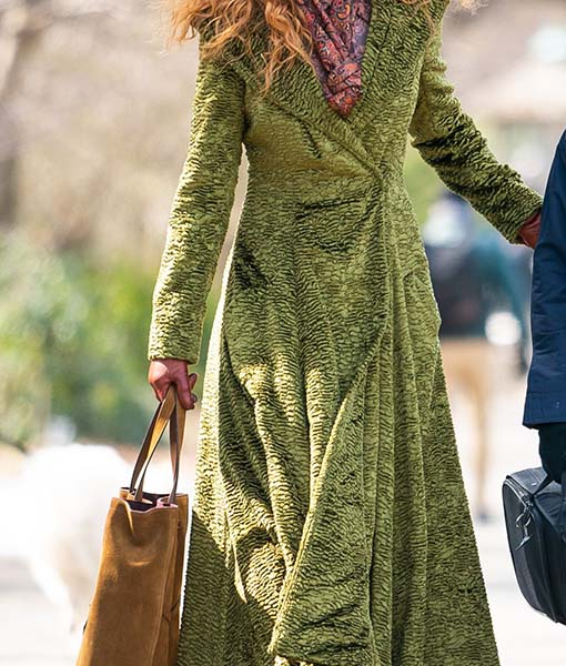The Undoing Grace Fraser Coat