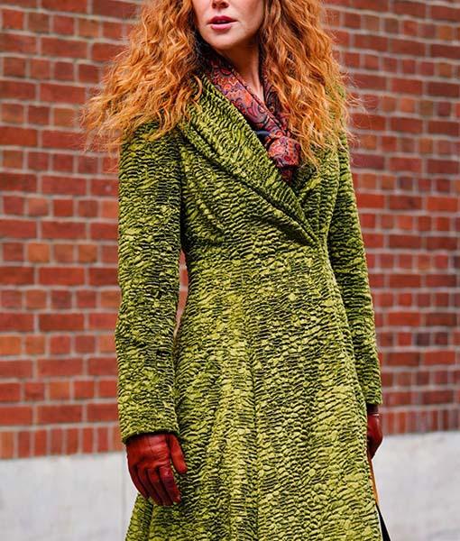 The Undoing Green Coat