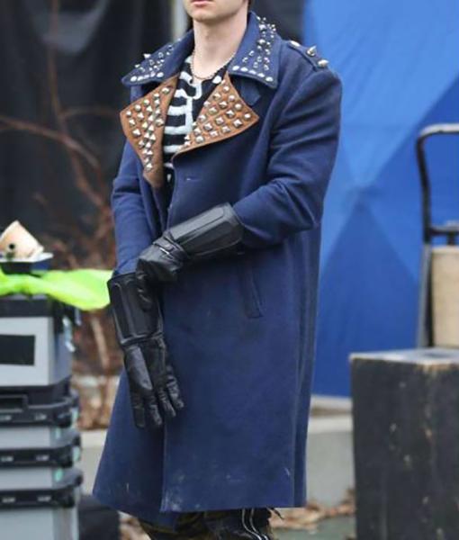 The Flash Axel Walker Coat