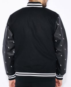 Men's White Sox Varsity Jacket