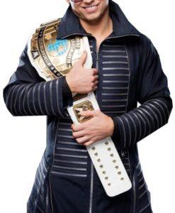 WWE The Miz Cotton Coat