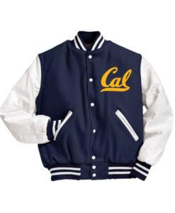 Men's Cal Varsity Jacket