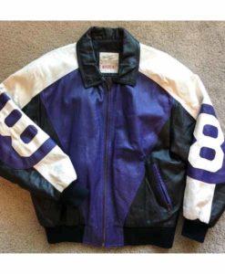 8 Ball David Puddy Purple Jacket