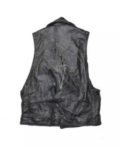 MEGA RARE Vintage QUEENSRYCHE Mind Crime Tour Vest