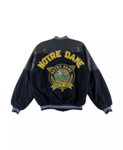 Notre Dame Fighting Irish Jacket