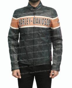 Harley Davidson Victory Leather Jacket