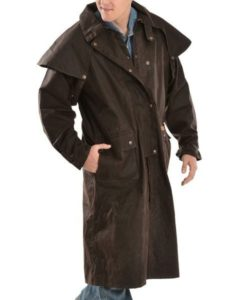 Men's Cowboy Low Ride Duster Coat