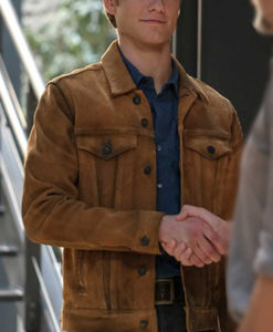 MacGyver S05 Angus MacGyver Leather Jacket