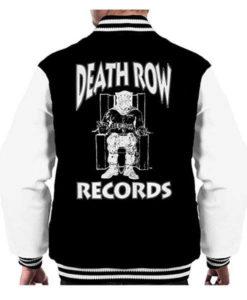 Men's Death Row Records Bomber Jacket