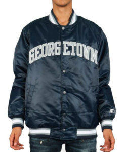 Men's Georgetown Hoyas Bomber Jacket