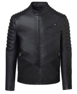 Men's Tec Flex Motocross Leather Jacket