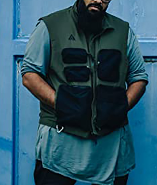 Army of Thieves Rolph Vest