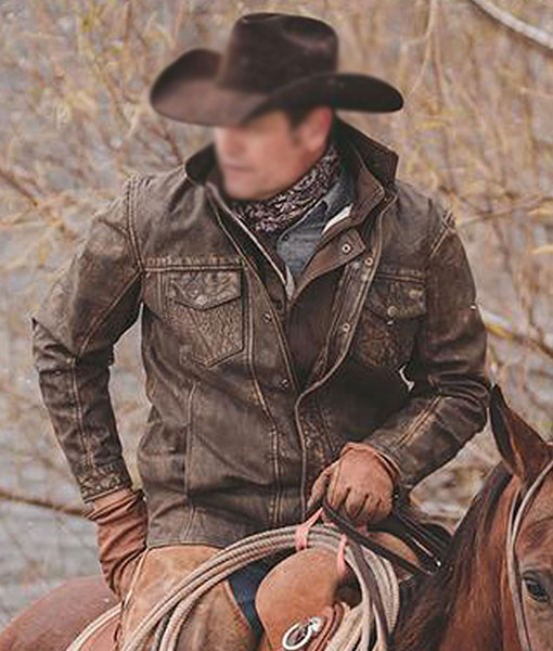 Ranch Hand Cowboy Jacket