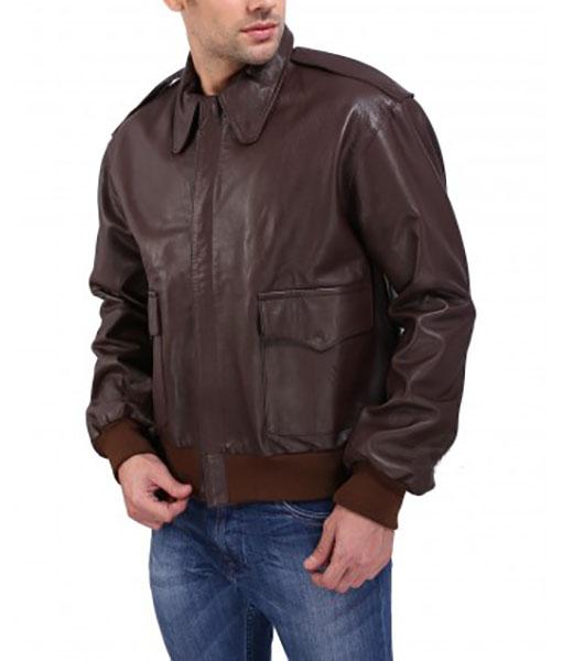 Nightcrawler Louis Bloom Jacket
