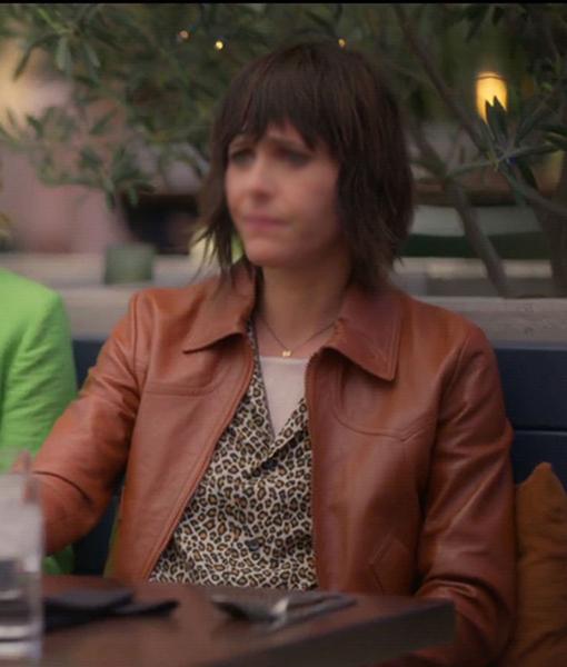 The L Word Shane Mccutcheon Leather Jacket